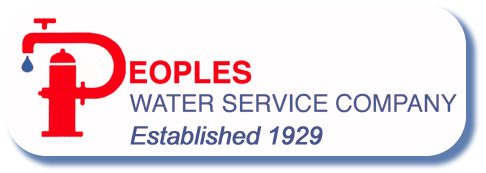 peoples water logo